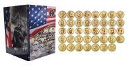 Набор Президенты США 39 шт в капсульном альбоме
