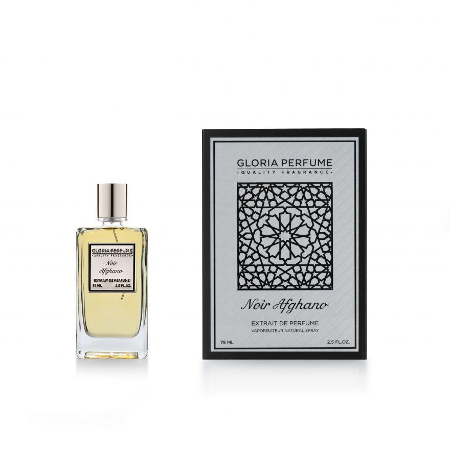 Gloria Perfume Noir Afghano (Nasomatto Black Afgano) 75 мл