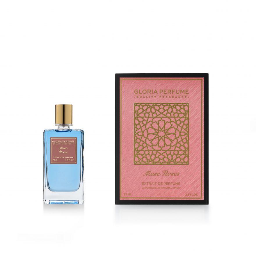 Gloria Perfume Musk Roses (Montale Roses Musk) 75 мл