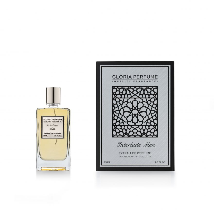 Gloria Perfume Interlude Men (Amouage Interlude Men) 75 мл