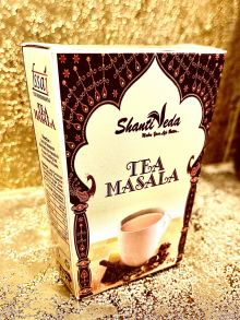 Чай Масала смесь специй Шанти Веда 25 г. (Tea Masala Shanti Veda) Индия
