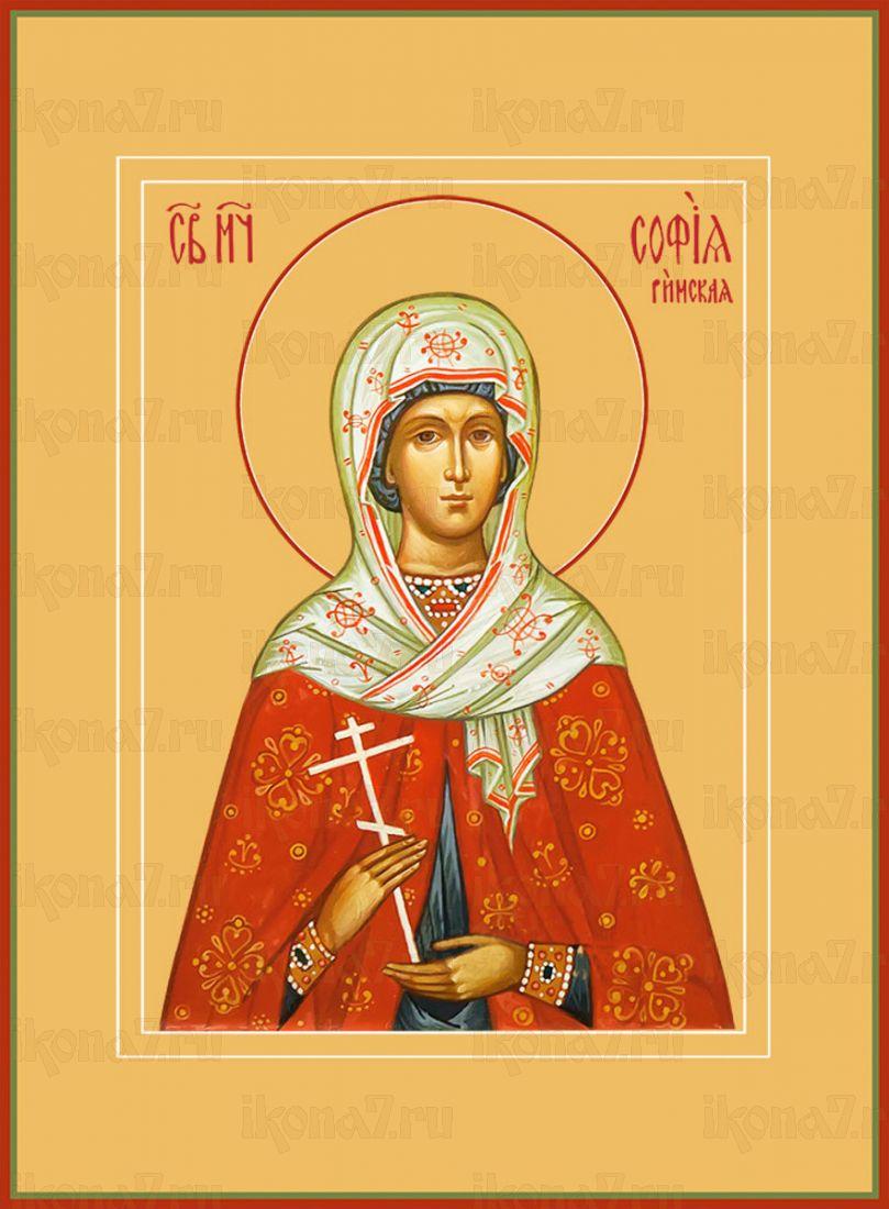 Икона София Римская мученица