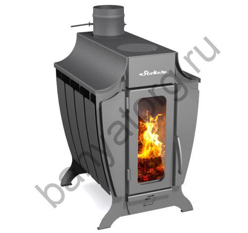 Отопительная печь Ермак Stoker 100-C