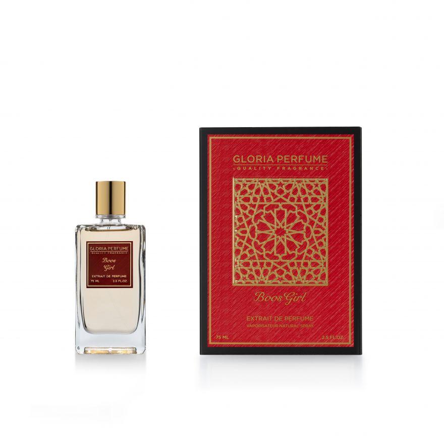 Gloria Perfume Boos Girl (Francis Kurkdjian Baccarat Rouge 540) 75 мл