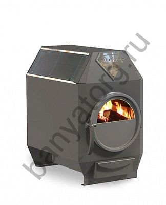 Печь отопительная Ермак-Термо 100-С со стеклом