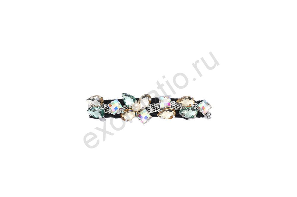 Заколка-автомат Evita Peroni 42001-275. Hair Clip Lt.Pink