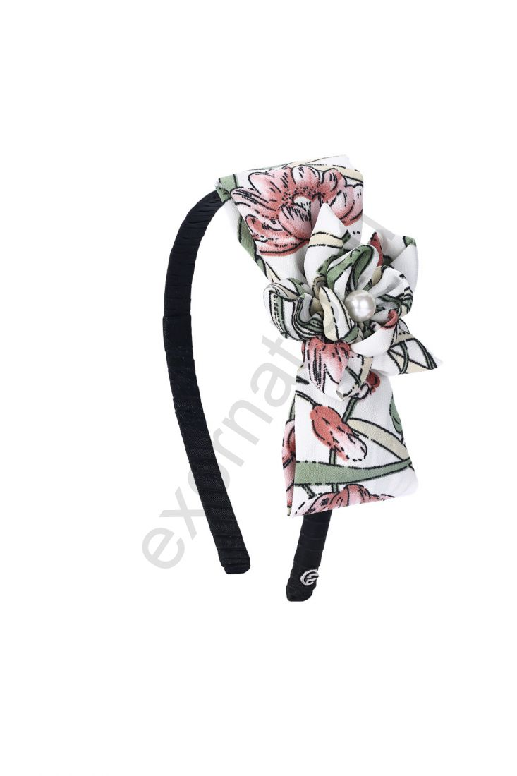 Ободок Evita Peroni 31500-094. Коллекция Hair Band White