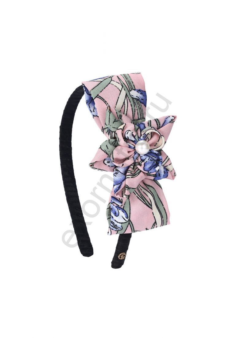 Ободок Evita Peroni 31500-275. Коллекция Hair Band Pink
