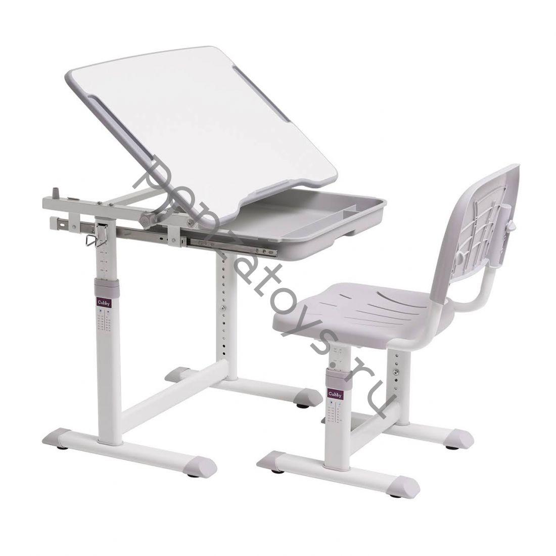Парта+стул трансформеры Cubby Sorpresa