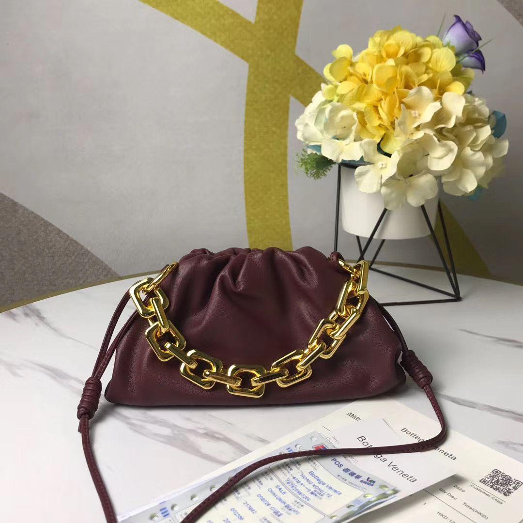 Bottega Veneta The Chain Pouch 22 cm