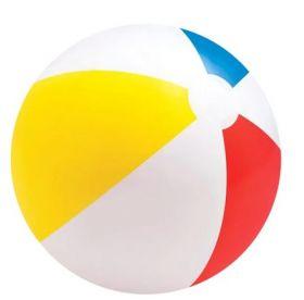 Пляжный мяч надувной 51см