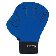 Перчатки для аквааэробики закрытые  BECO  (НЕОПРЕН+ЛАЙКРА),размер L, (пара), 9636