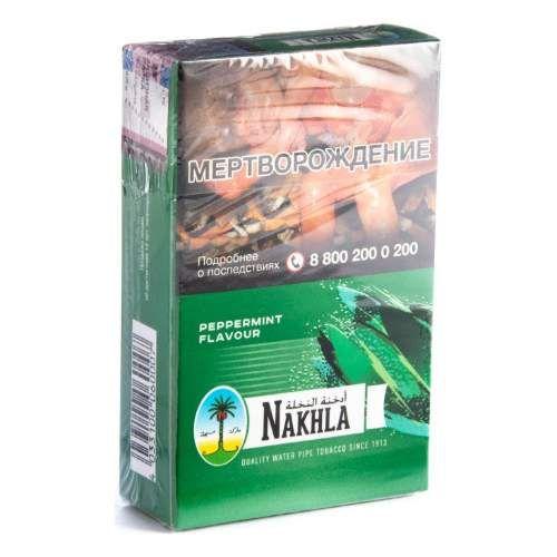 Табак Nakhla New - Перечная Мята (Spearmint, 50 грамм)