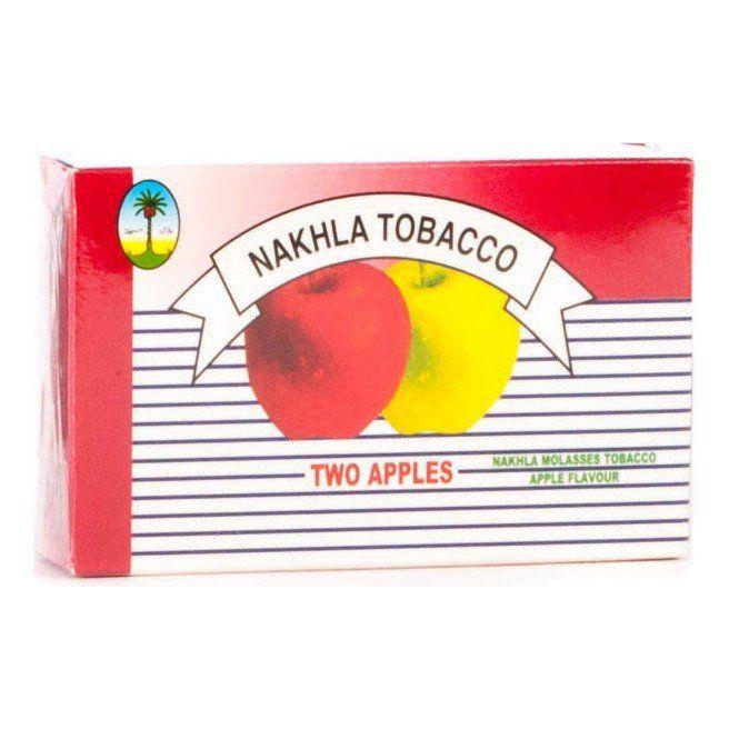 Табак El Nakhla - Два яблока (Two Apples) (50 грамм)