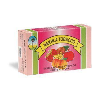 Табак El Nakhla - Фруктовый микс (Mixed Fruits) (50 грамм)