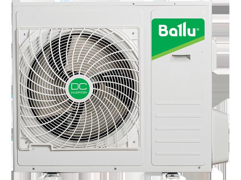 Блок наружный BALLU B2OI-FM/out-14HN1/EU мульти сплит-системы, инверторного типа
