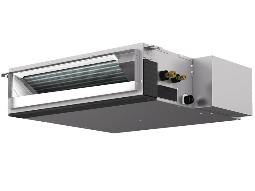 Блок внутренний Mitsubishi Electric SEZ-KD25 VAQ для мульти сплит-системы, канальный
