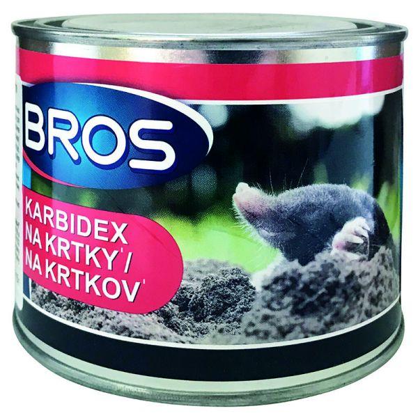 Средство для отпугивания кротов KARBIDEX (500 г) от Bros, Польша