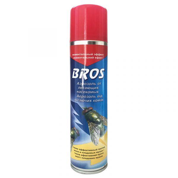 Аэрозоль от летающих насекомых (250 мл) от BROS