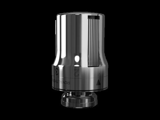 Термоголовка жидкостная M30 x 1,5 хром