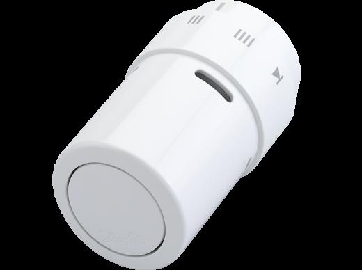 Термоголовка RAX, житкостная, белый, Click