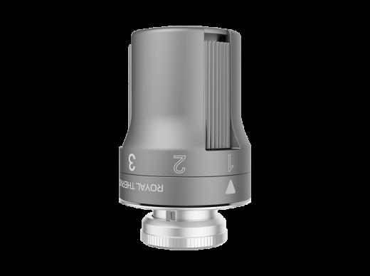 Термоголовка жидкостная M30 x 1,5 серебро