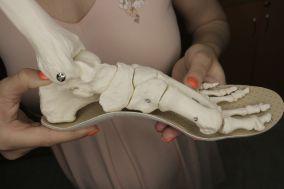 Индивидуальные ортопедические стельки для взрослых