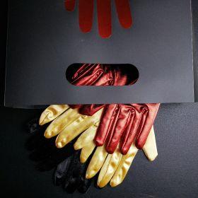 """Эффектный фокус """"Смена цвета перчаток"""" (3 цвета) трансформация"""