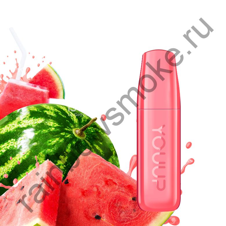 Электронная сигарета Dexx YOUUP АРБУЗ 1,8% NIC (Watermelon)