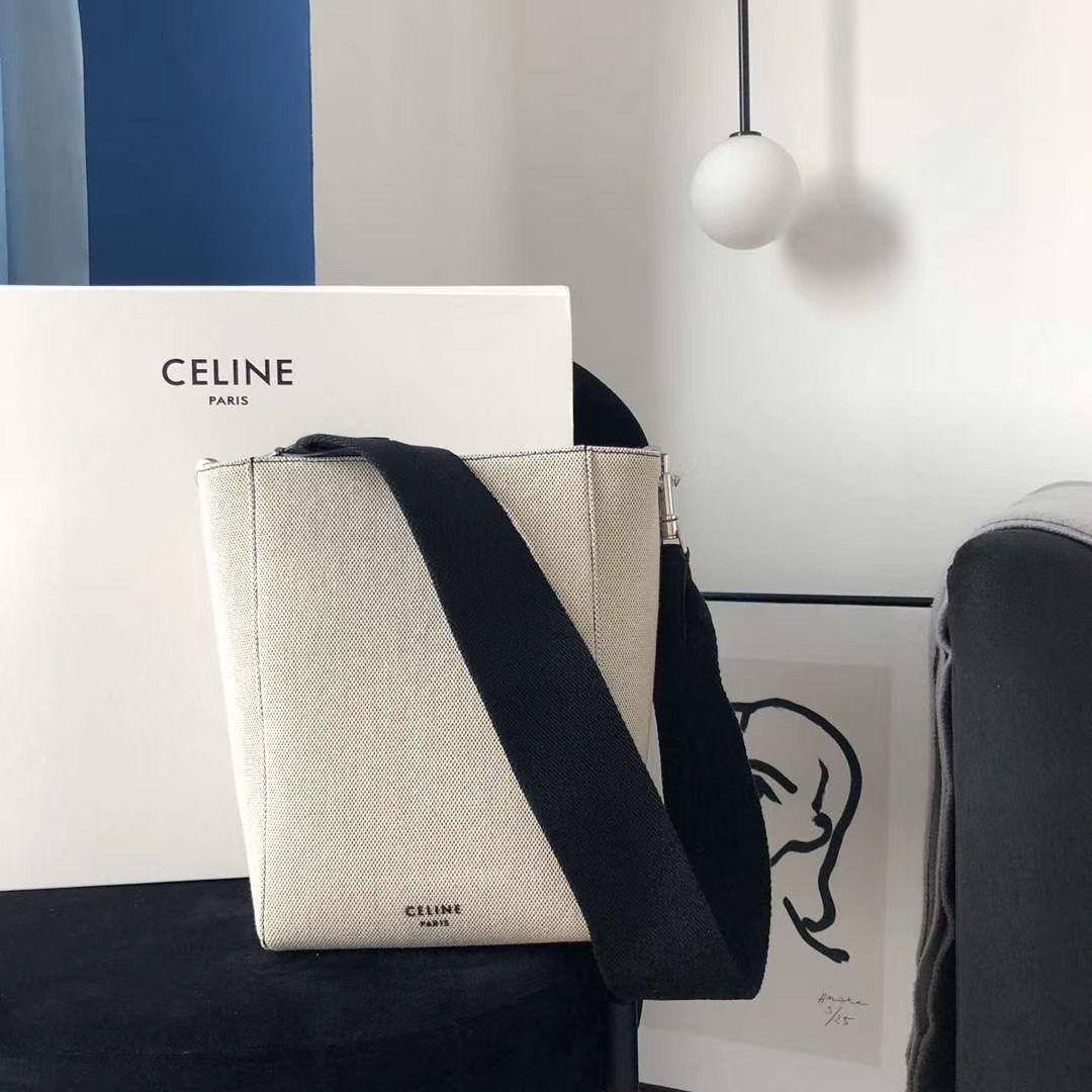 Celine Sangleseau Bag 24 cm