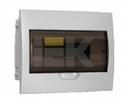 IEK Бокс ЩРВ-П-12модулей встраиваемый пластик IP40