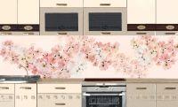 Фартук для кухни - Вуаль весны| интерьерные наклейки