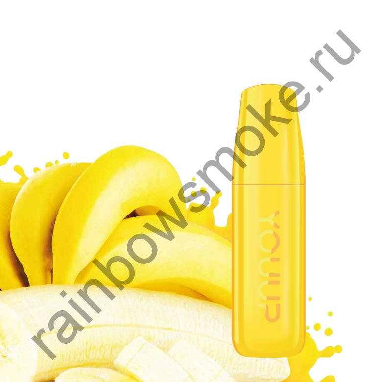 Электронная сигарета Dexx YOUUP БАНАН 1,8% NIC (Banana)