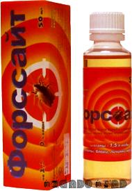 Форс-Сайт 50мл концентрат от тараканов,клопов