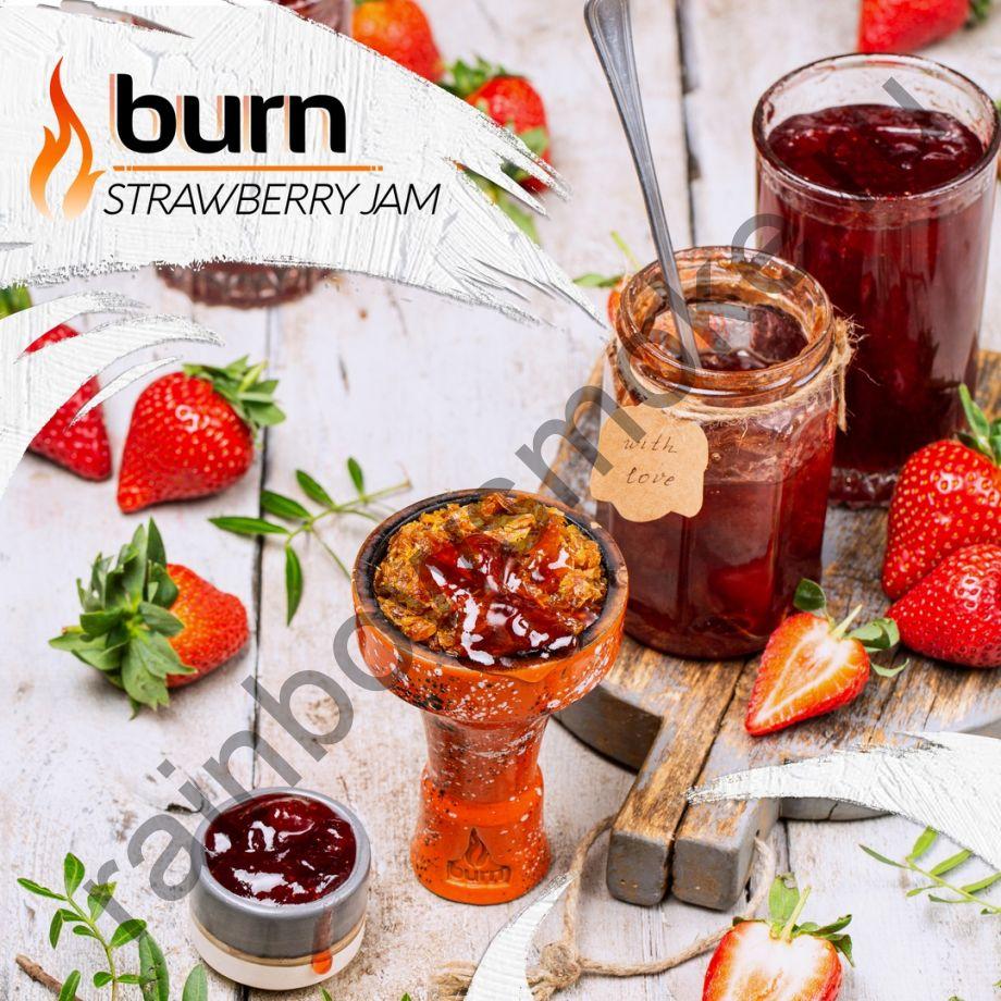 Burn 100 гр - Strawberry Jam (Клубничный Джем)
