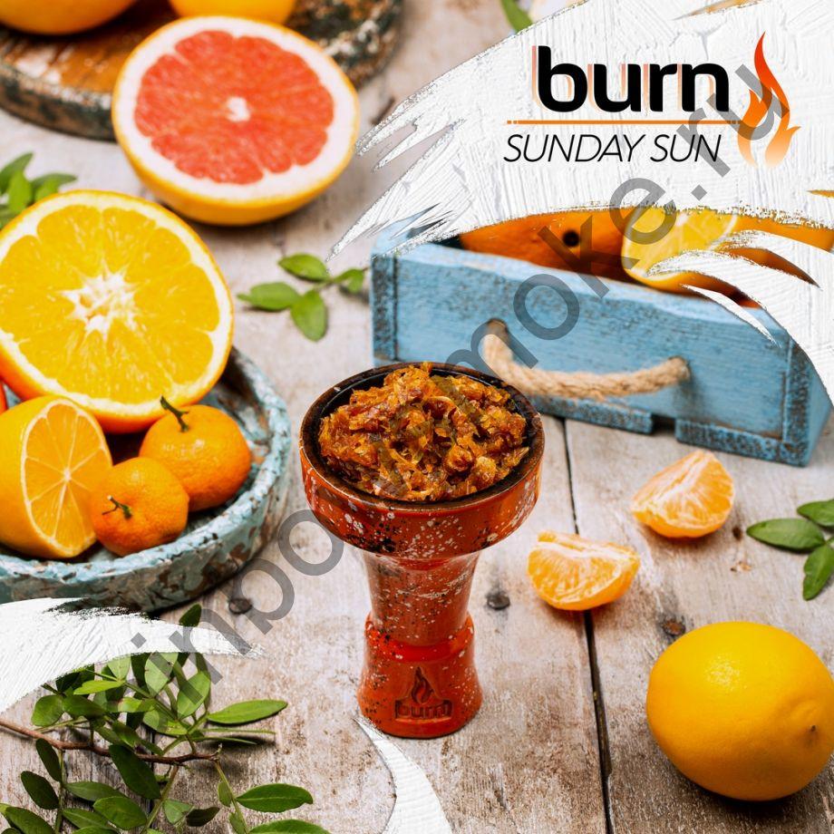 Burn 100 гр - Sundaysun (Воскресное Солнце)