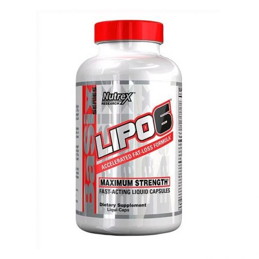 Nutrex - Lipo-6