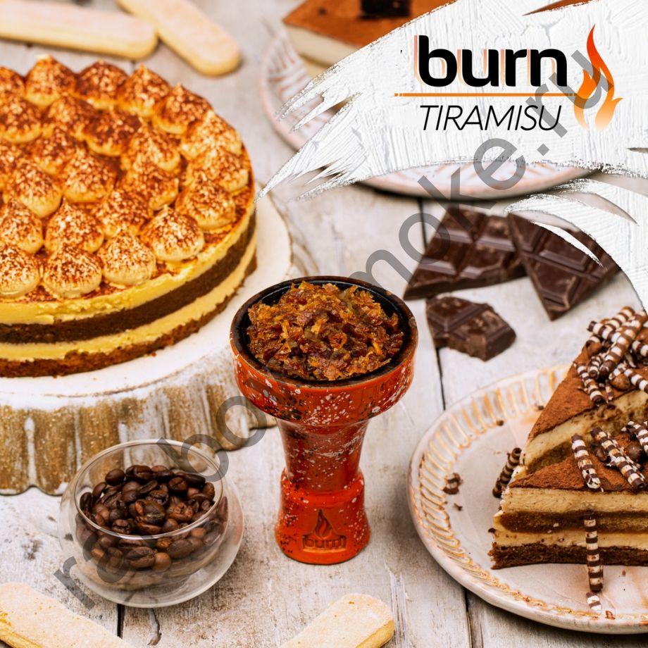 Burn 100 гр - Tiramisu (Тирамису)