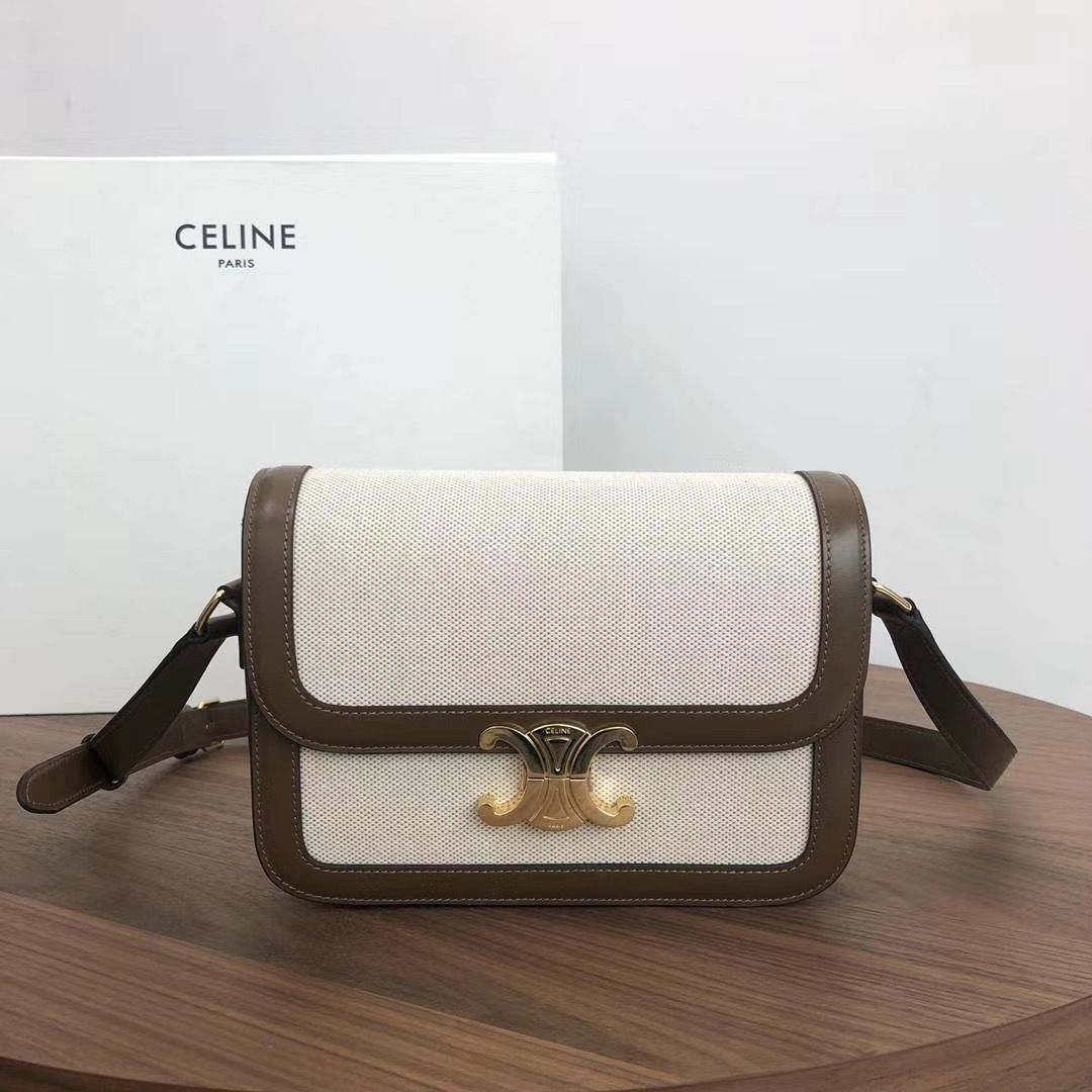 Celine byhed Triomphe 22 cm