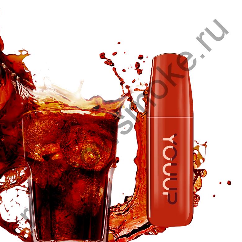 Электронная сигарета Dexx YOUUP КОЛА 1,8% NIC (Cola)