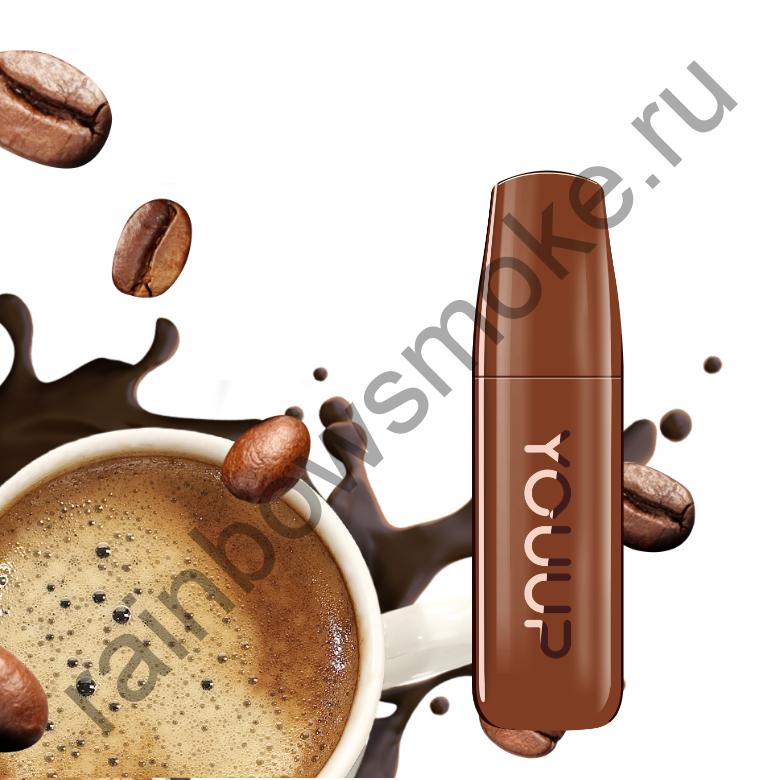 Электронная сигарета Dexx YOUUP КОФЕ 1,8% NIC (Coffee)