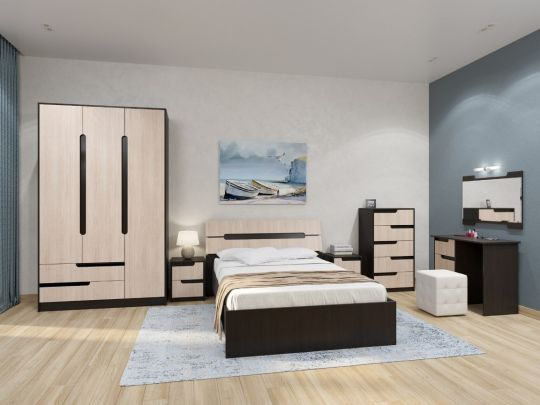 Спальня Гавана (Вариант 3)