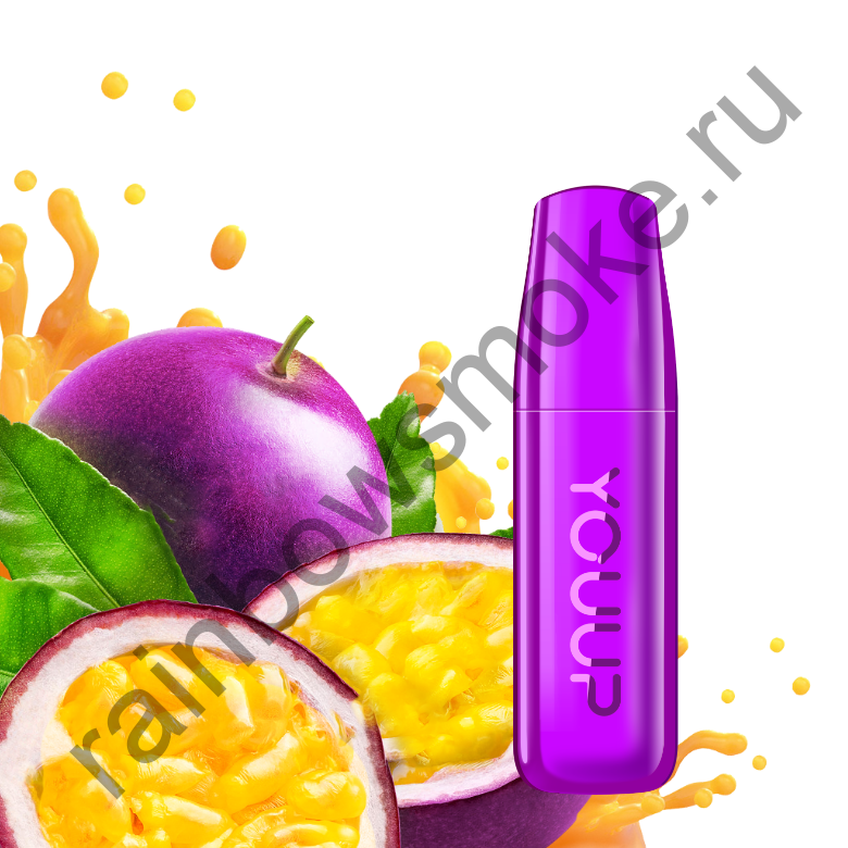 Электронная сигарета Dexx YOUUP МАРАКУЙЯ 1,2% NIC (Passion Fruit)