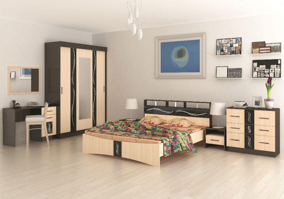 Спальня Эрика (вариант 2)
