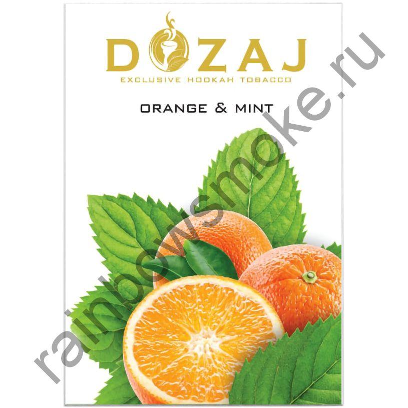 Dozaj 50 гр - Orange & Mint (Апельсин с Мятой)