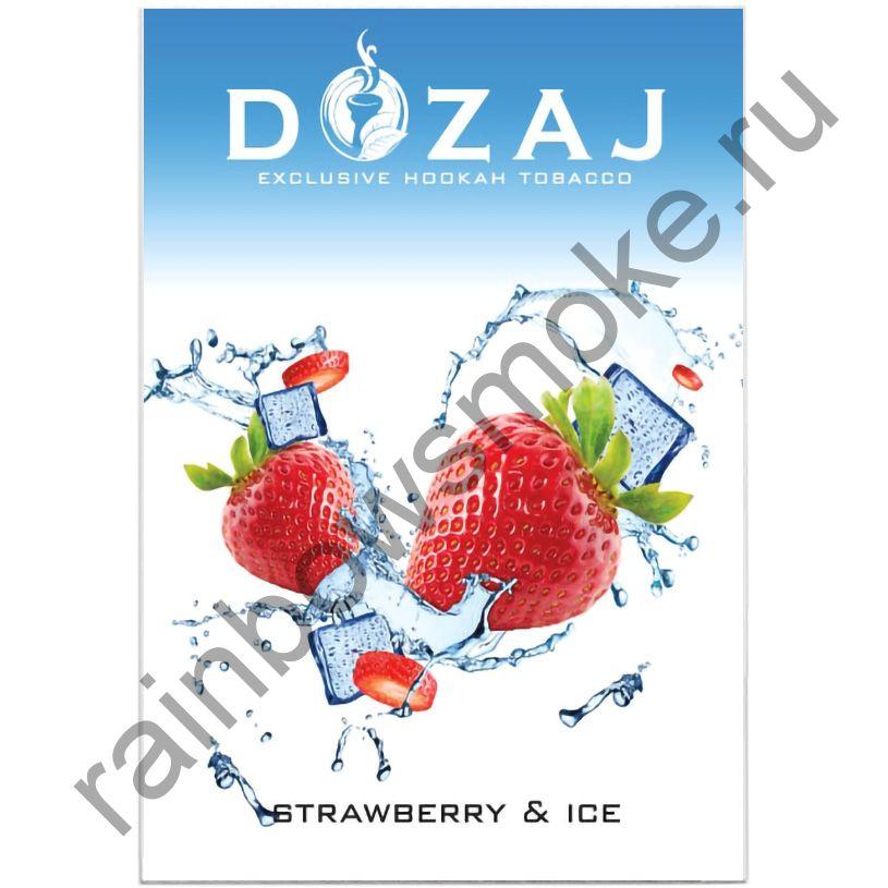 Dozaj 50 гр - Strawberry & Ice (Клубника со Льдом)