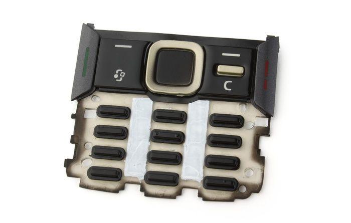 Клавиатура Nokia N82 (black)