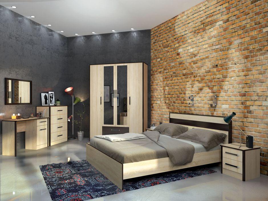 Спальня Лирика (вариант 1)