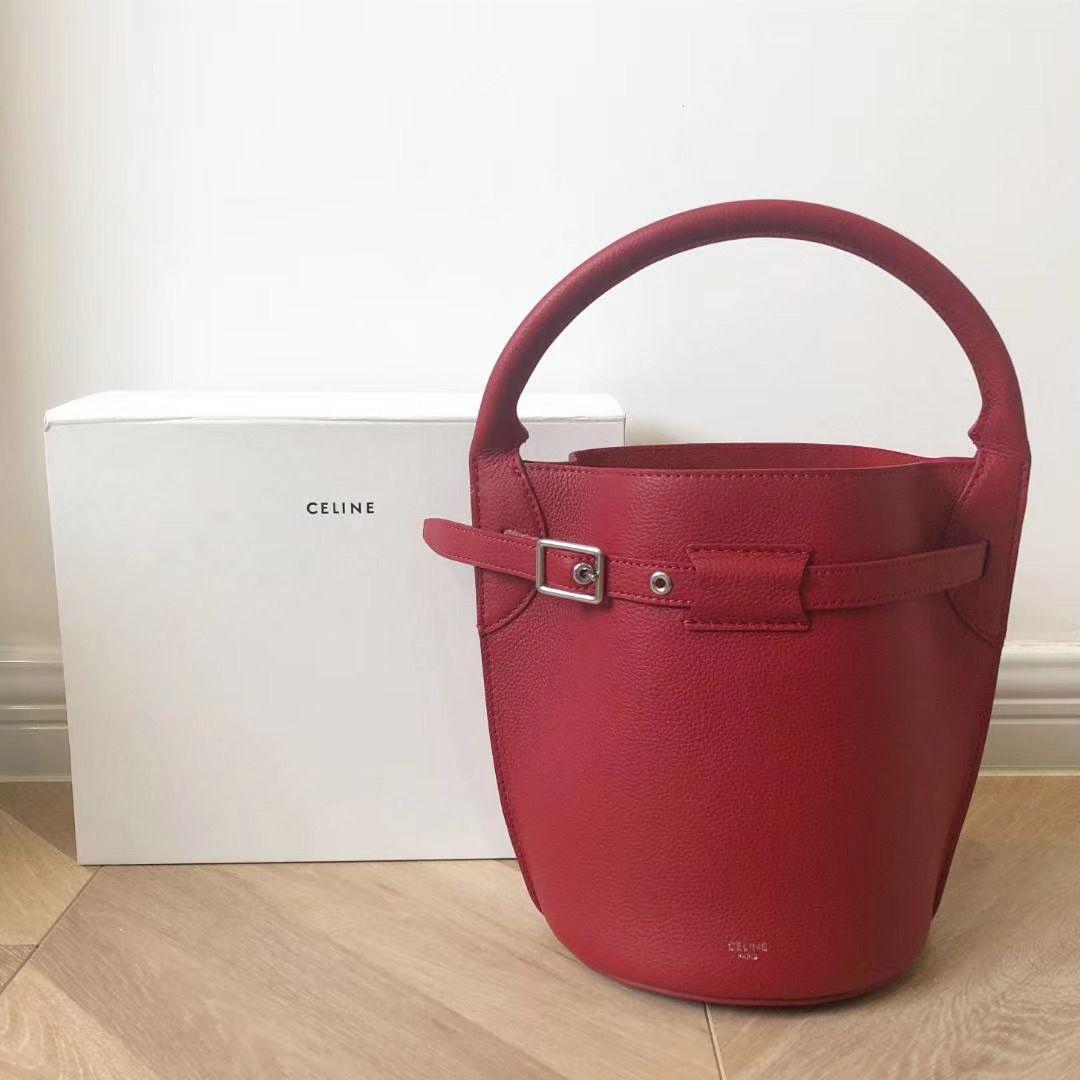 Celine Big Bag Bucket Nano