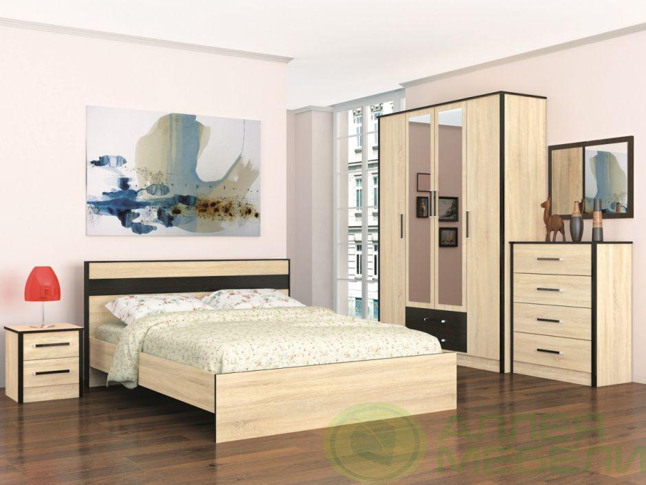 Спальня Лирика (вариант 2)